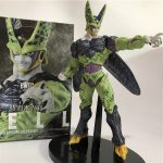 Figura cell dragon ball pvc