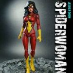 Marvel legens spider woman