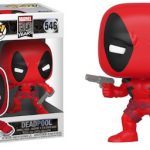 Funko pop cable 314 marvel