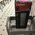 Revisión de lasko 5160 calentador de ceramica torre digital con control