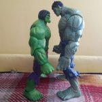Figura hulk marvel select