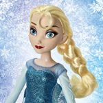 Elsa frozen musical con luces