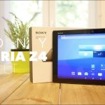 Mejor tablets sony xperia