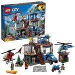Lego policia para armar