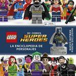 Mejor Lego dc enciclopedia de personajes