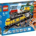 Mejor Lego city tren