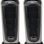 Revisión de lasko 5309 electronic oscilante calentador de torre