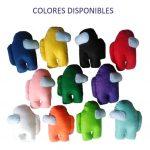 Figuras among us 10 piezas