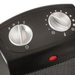 Revisión de calentador electrico de ceramica lasko designer series