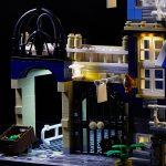 Mejor Market street lego set