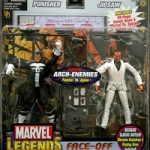 Marvel legends face off