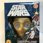 Mascara c3po 1977 starwars