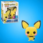 Funko pop pikachu 598 pokemon