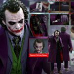 Joker the dark knight busto