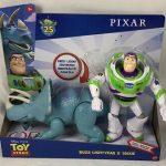 Disney pixar buzz y trixie