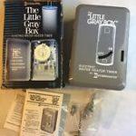 Revisión de intermatic wh40 electrico timer calentador gray