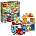 Lego duplo policia bank