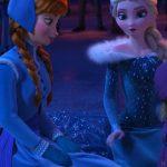 Frozen 2 trenzamania anna