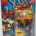 Cable 1993 toybiz x men