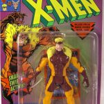 Sabretooth toy biz 1993 x men