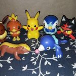 Figuras de pokemon mcdonals