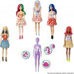 Barbie color reveal sirenas