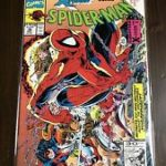 Cuerpo 16 Spider Man