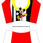 Mickey Mouse Cajita
