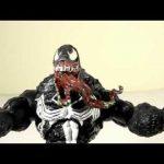 Spider man venom toy biz