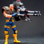 Cable marvel legends toybiz