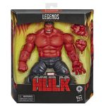 Cabeza de hulk marvel legends