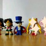 Sailor moon figura mini
