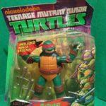 Tortugas ninja nickelodeon lote