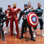 Ant man marvel legends civil war