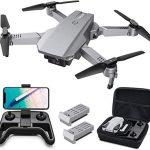 Los mejores Drones con camara 4k