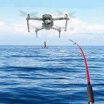 El mejor Dron de pesca