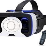 Las mejores gafas VR auriculares de diadema vogek
